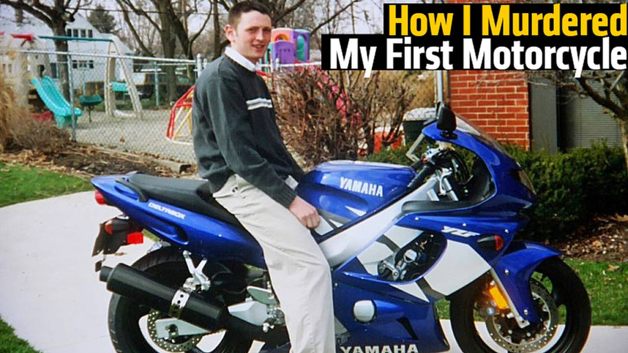 How I Murdered My First Motorcycle
