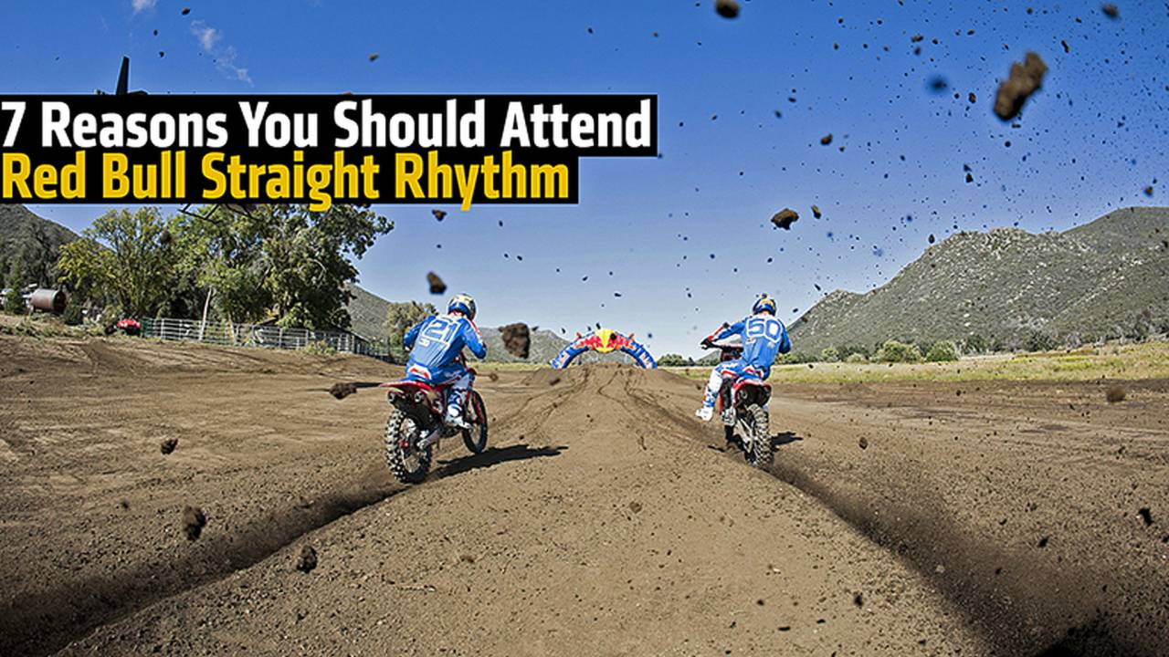 7 Reasons You Should Attend Red Bull Straight Rhythm