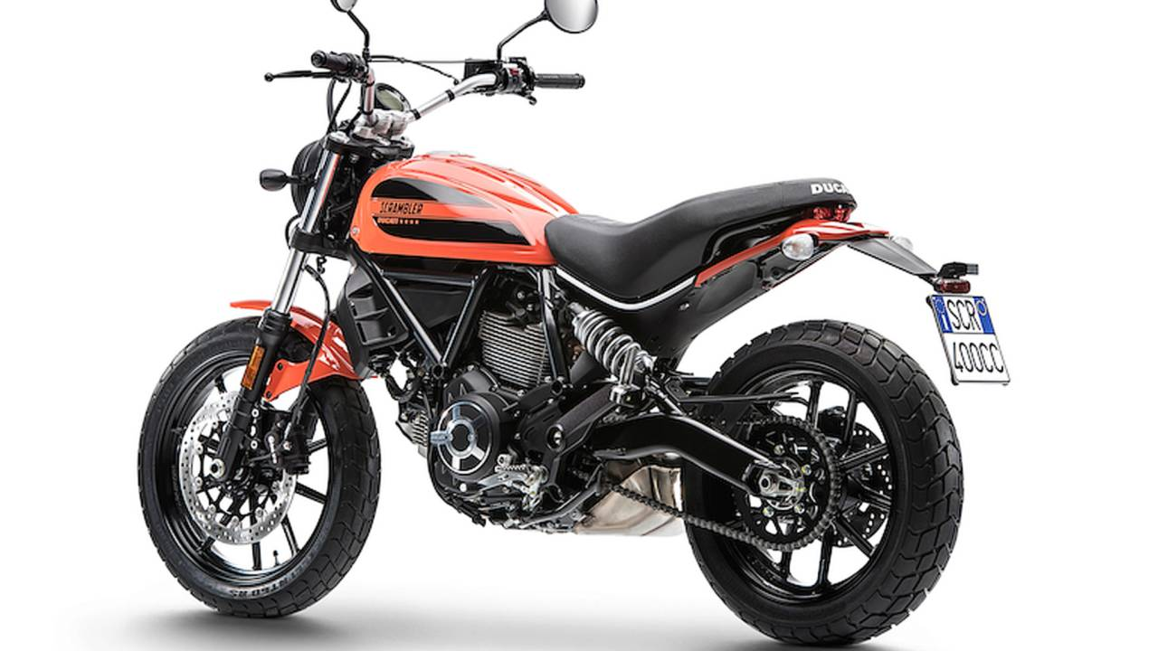 Ducati Adds 400cc 'Sixty2' To Scrambler Lineup - EICMA 2015