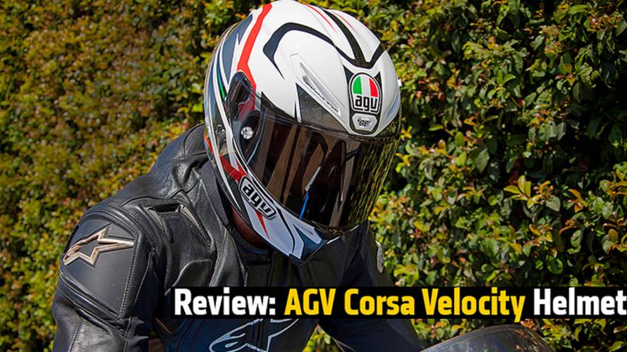 Review: AGV Corsa Velocity Helmet