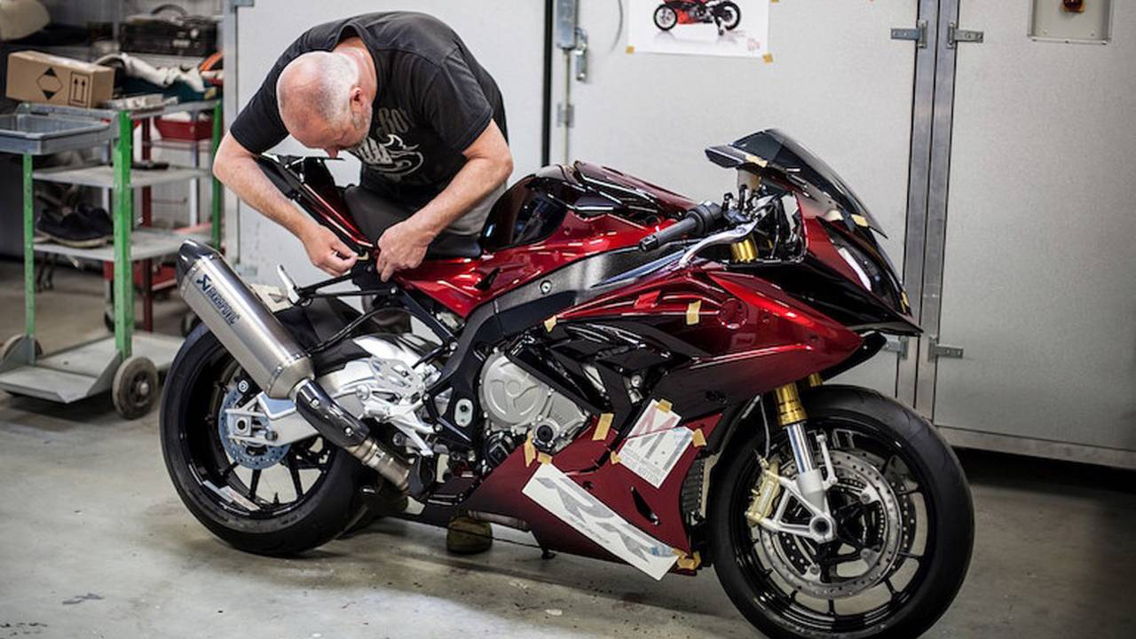 Meet The Man Behind The Mission Impossible Rogue Nation Showbike