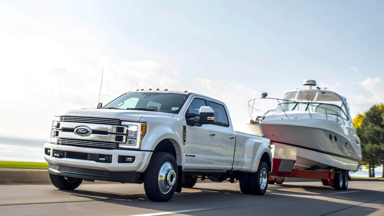 Ford F-Serie Super Duty