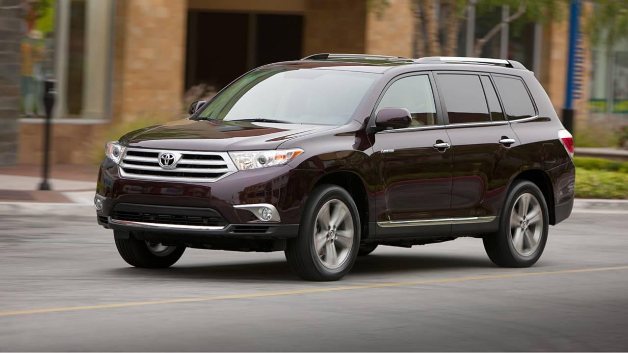 Review: 2013 Toyota Highlander Limited V6