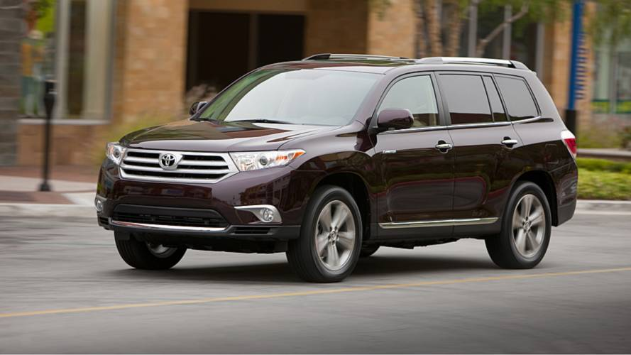 Review: 2013 Toyota Highlander Limited V6