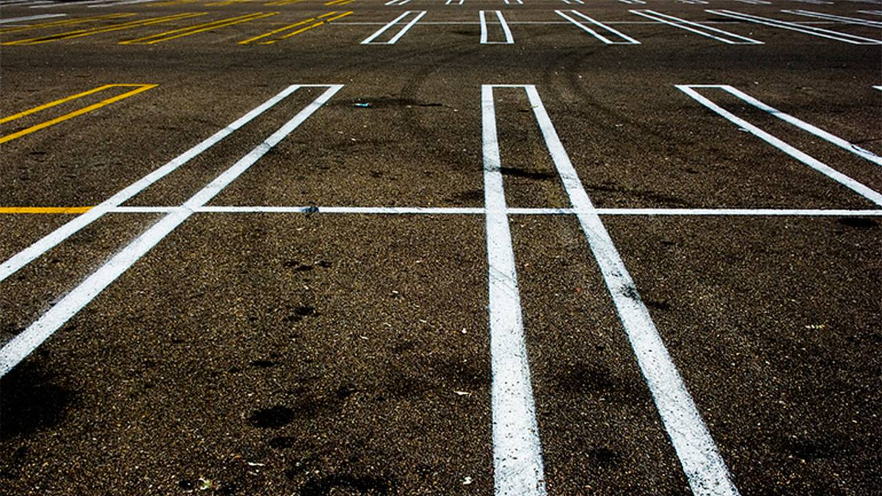 Parking lines