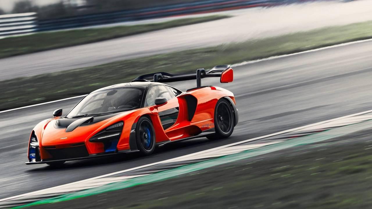 2018 McLaren Senna: İlk Sürüş