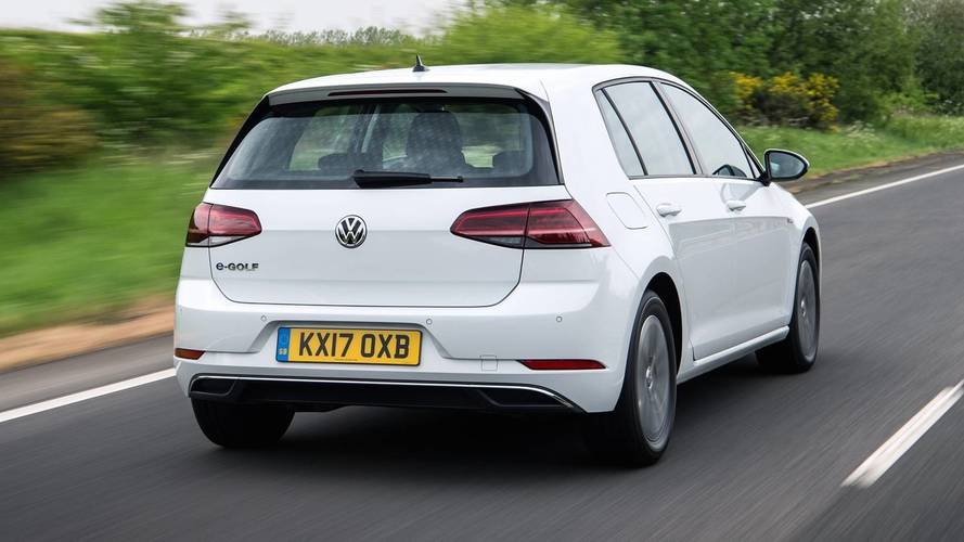 Volkswagen slashes price of e-Golf in bid to increase interest
