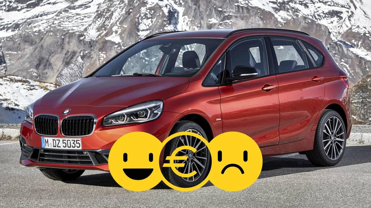Promozione BMW Serie 2 Active Tourer