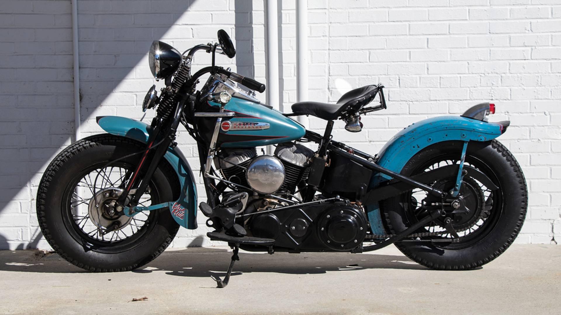 1947 Harley-Davidson UL Bobber – Vintage Review