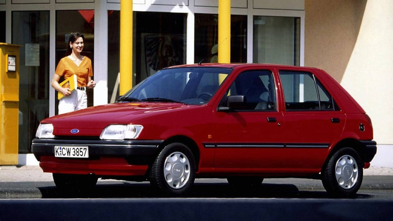 1990 - Ford Fiesta