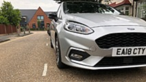 2018 Ford Fiesta ST-Line long-term test car