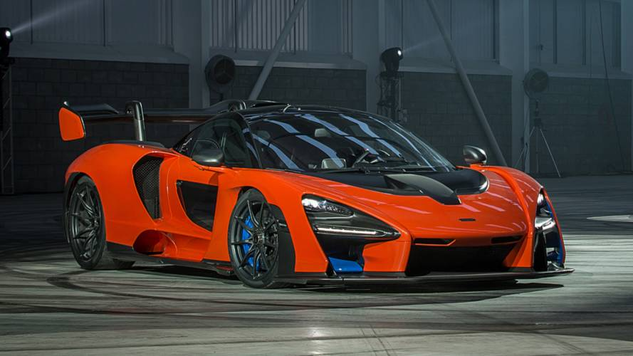 McLaren wants the UK to focus on lightweight cars