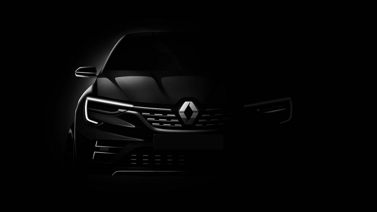Renault crossover teasers