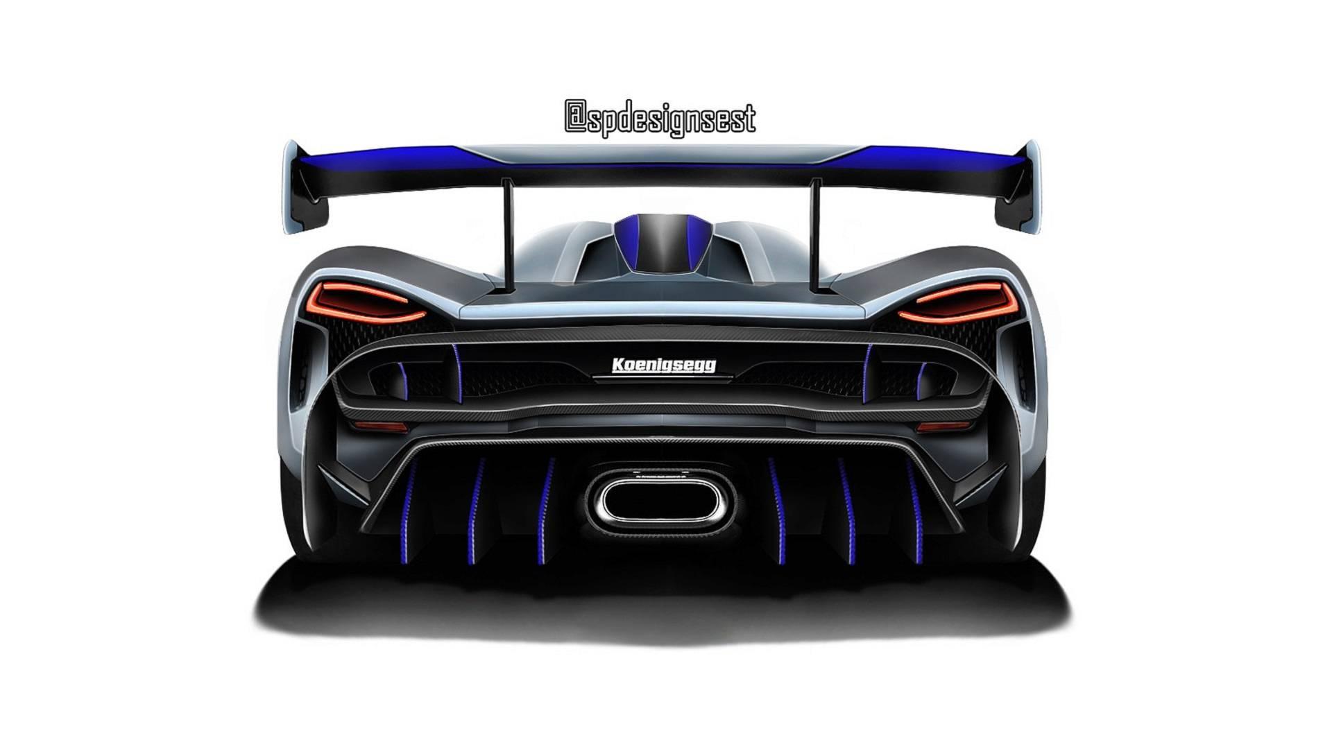 Koenigsegg Agera Successor Allegedly Called Ragnarok Packs 1440 HP