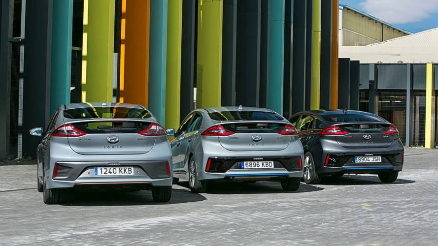 Probamos la gama Hyundai IONIQ 2018, modelos ecológicos para todos
