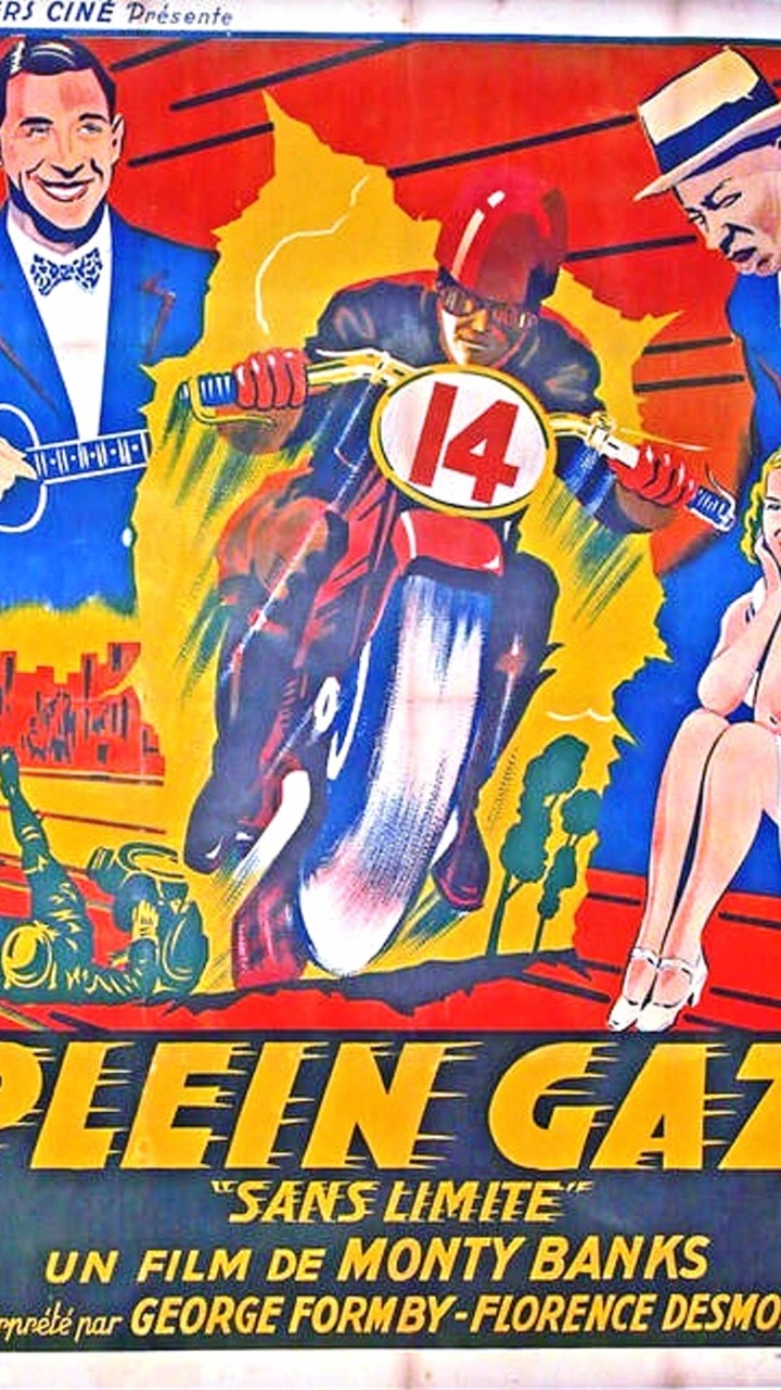 No Limit (1935) - Moto Movie Review
