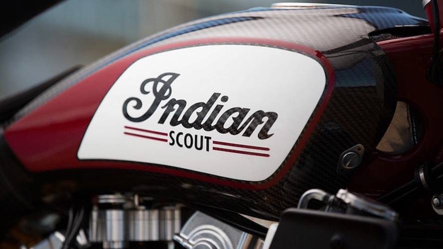 Indian Scout FTR750 to Debut at Santa Rosa Mile