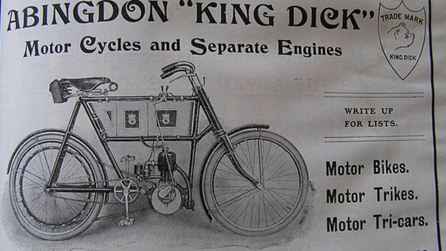 25 Truly Awful Motorcycle Names