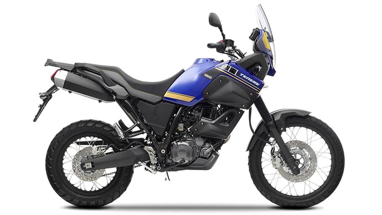 2014 Yamaha XT660Z Tenere