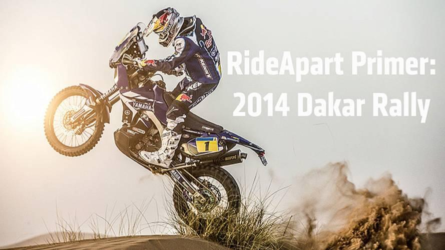 RideApart Primer: 2014 Dakar Rally