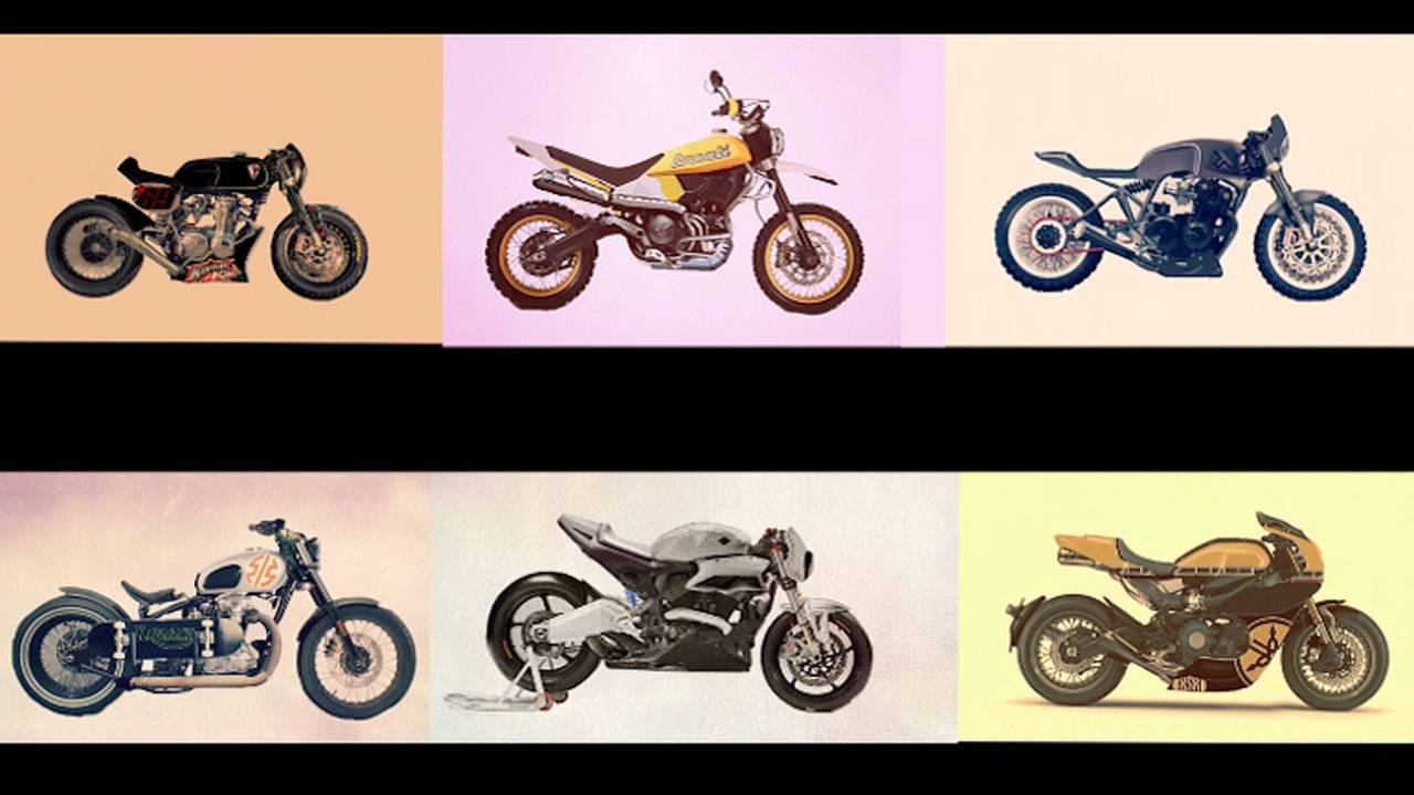 PicsArt - How I Used a Free Imaging App to Design a Bike