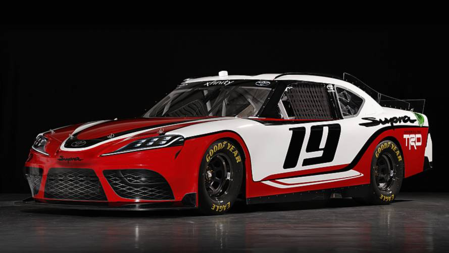 Toyota Supra Replacing Camry In The NASCAR Xfinity Series