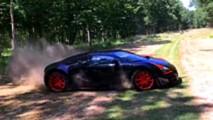 bugatti veyron wrc off road