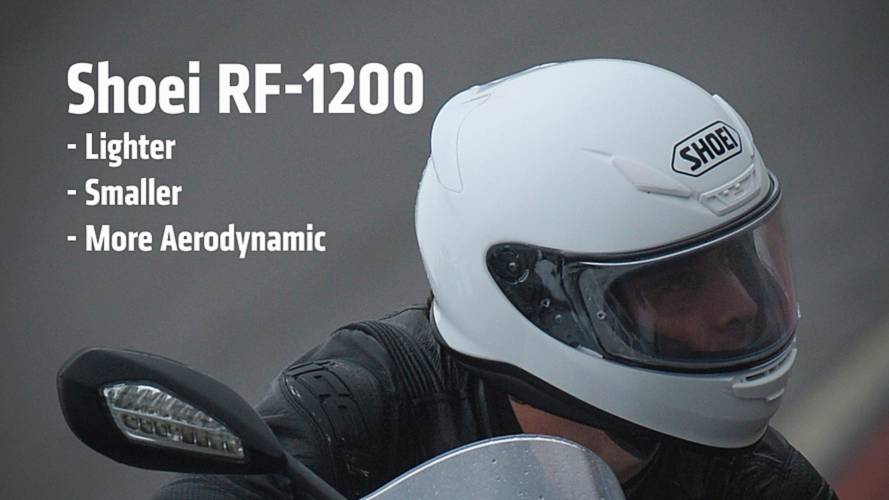 Gear Review: Shoei RF-1200 Helmet