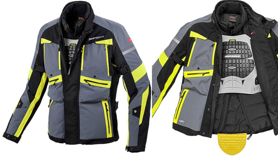 ADV Super Suit - Spidi Releases Globetracker