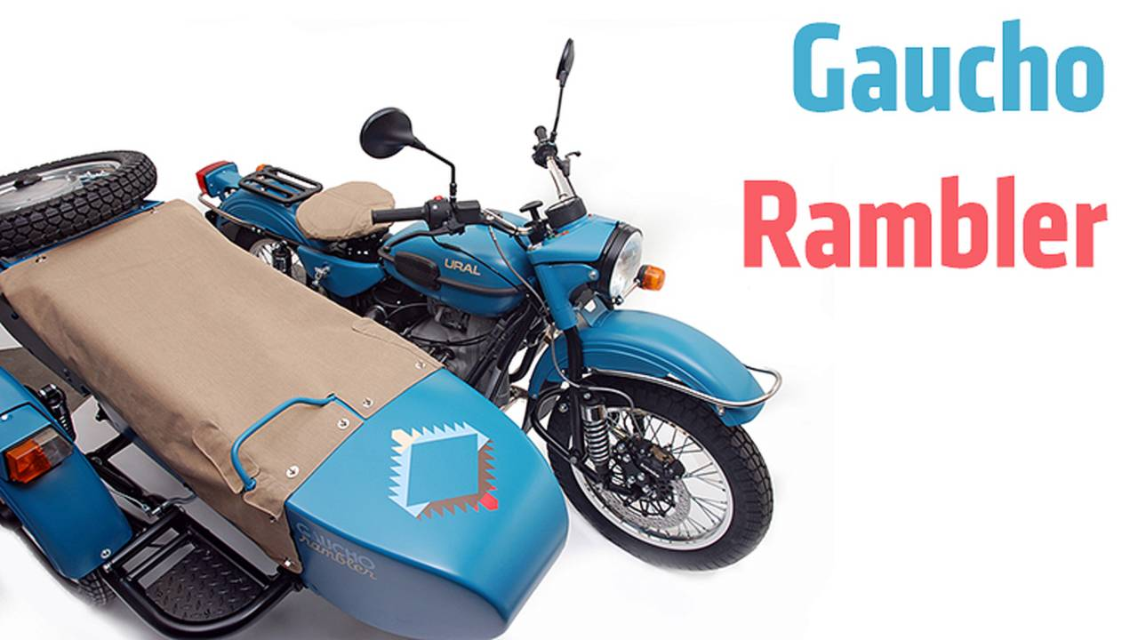 2013 Ural Gaucho Rambler Limited Edition — First Photos and Specs