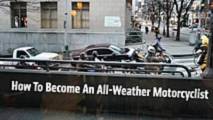 how to become an all weather motorcyclist