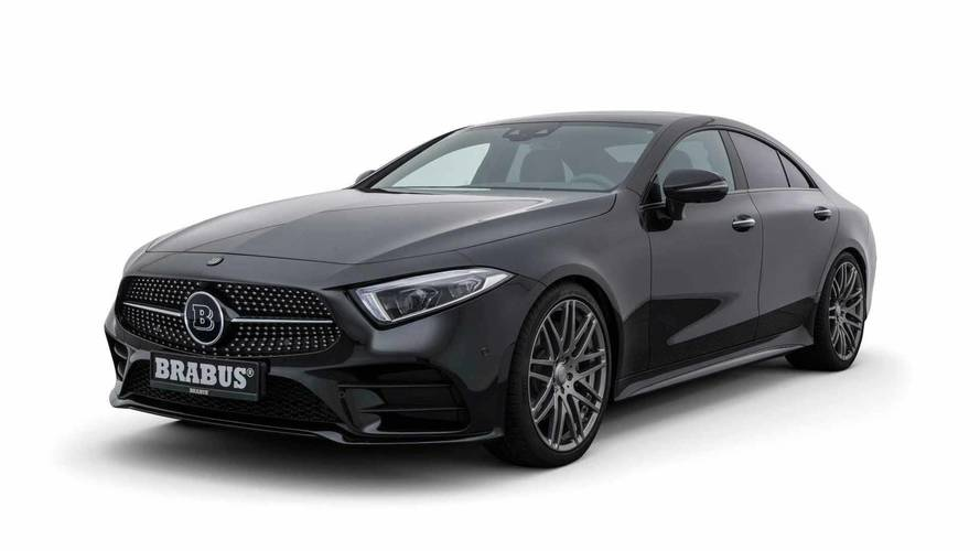 Brabus Shows Off New Wheels And Accessories For Mercedes CLS