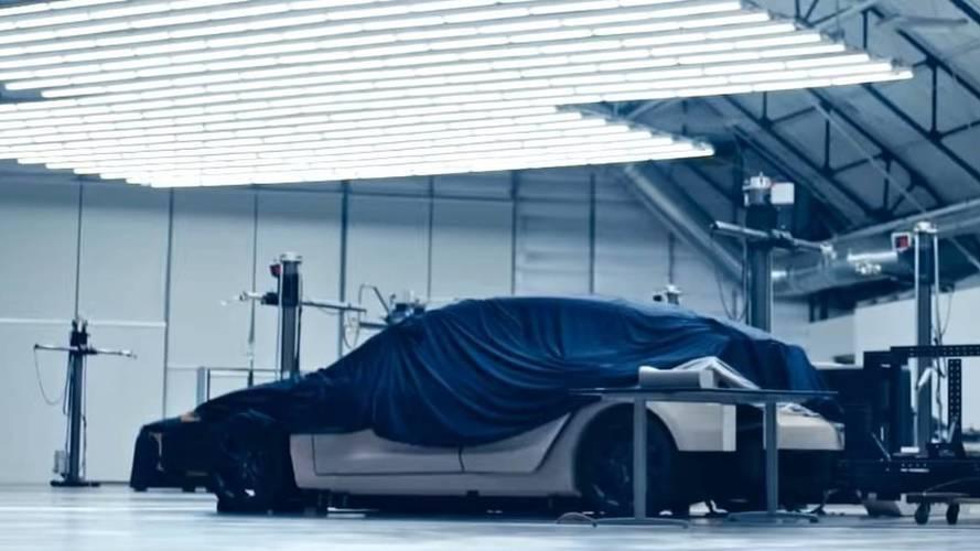 Une mystérieuse Tesla apparaît dans une nouvelle vidéo