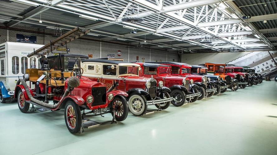 The Largest Collection Of Fords In The World Is Up For Sale