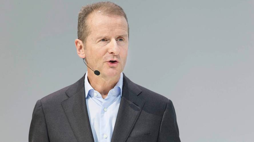 VW Boss Says The Era Of Traditional Automakers Is Over
