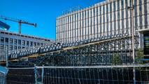 2018 Rome ePrix work in progress