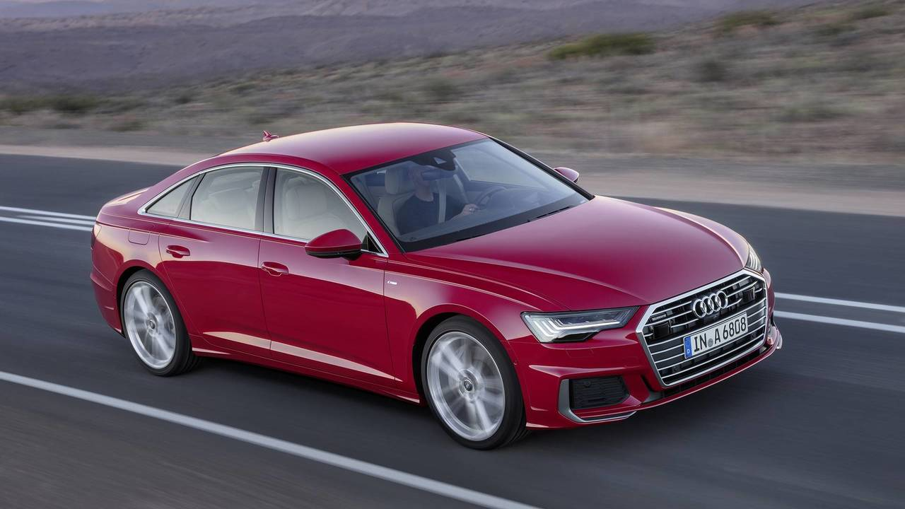 Audi A6 – Dynamic All-Wheel Steering