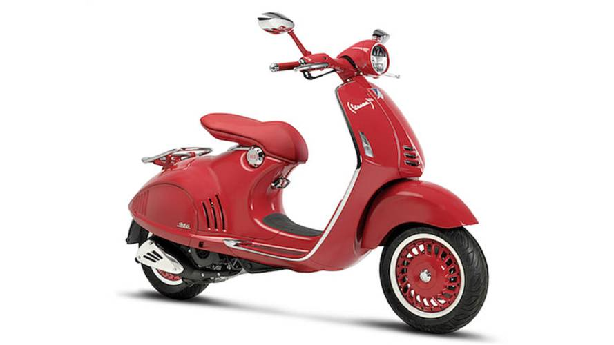 Piaggio Joins (RED) in Fight Against AIDS