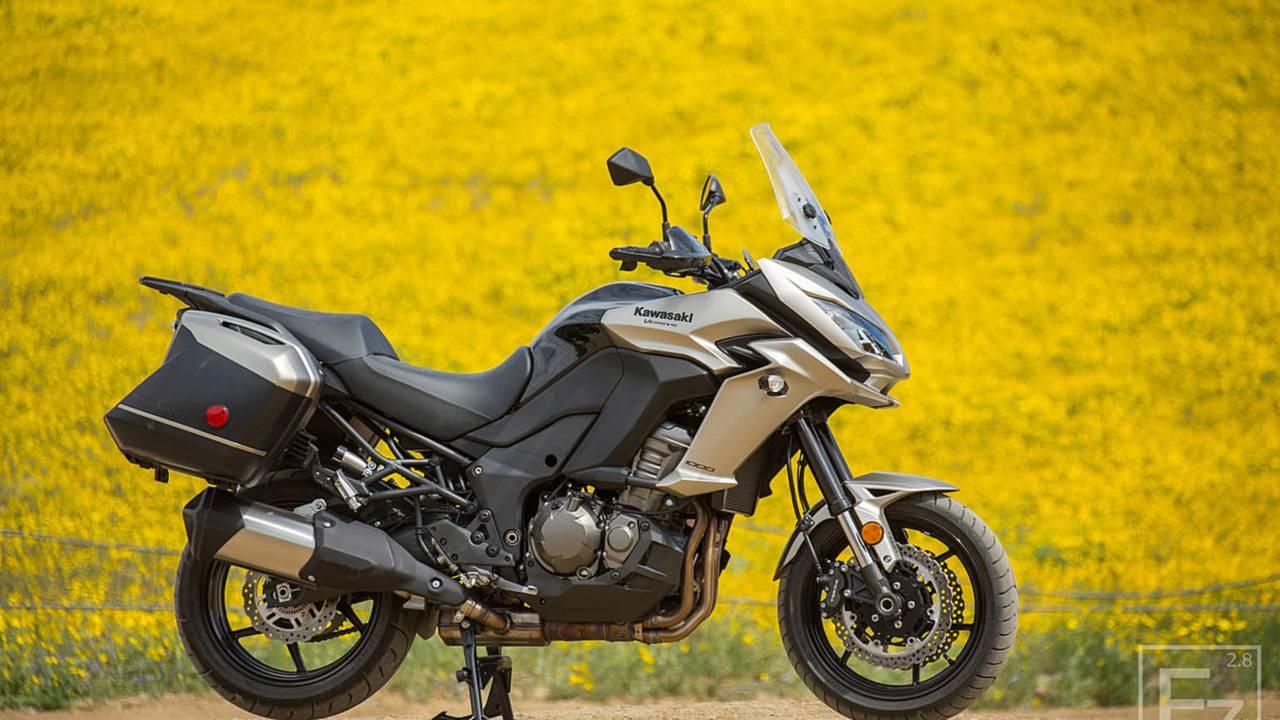 2016 Kawasaki Versys 1000 LT — Ride Review