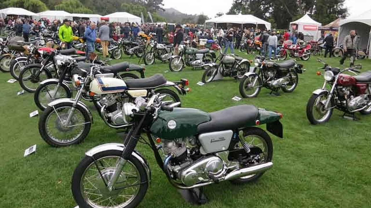 Class and Classics: The 2018 Quail Motorcycle Gathering