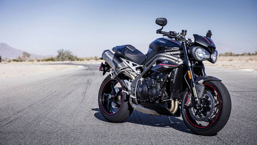 First Ride: 2018 Triumph Speed Triple RS