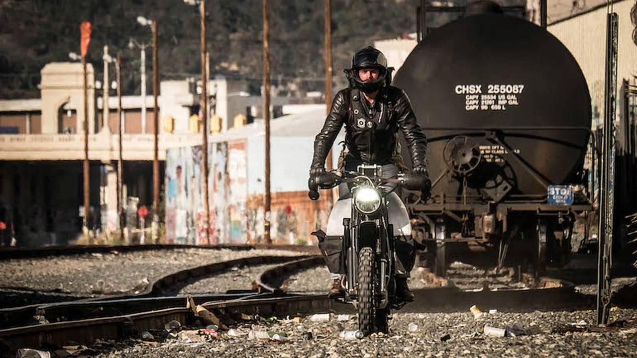 We Ride the Gorgeous REV'IT! #95 All-Wheel Moto