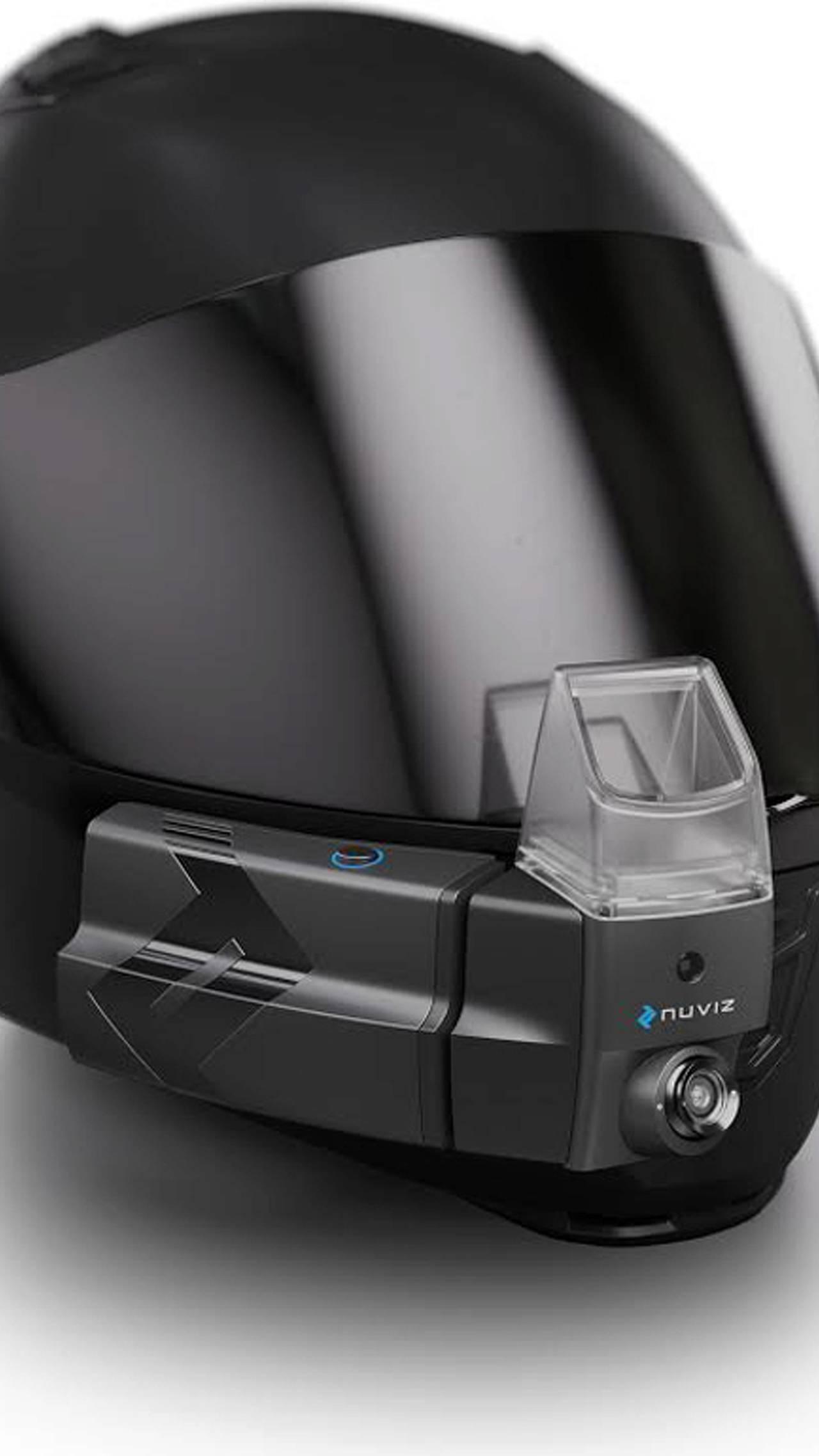 KTM Invests in NuViz Helmet Technology Company