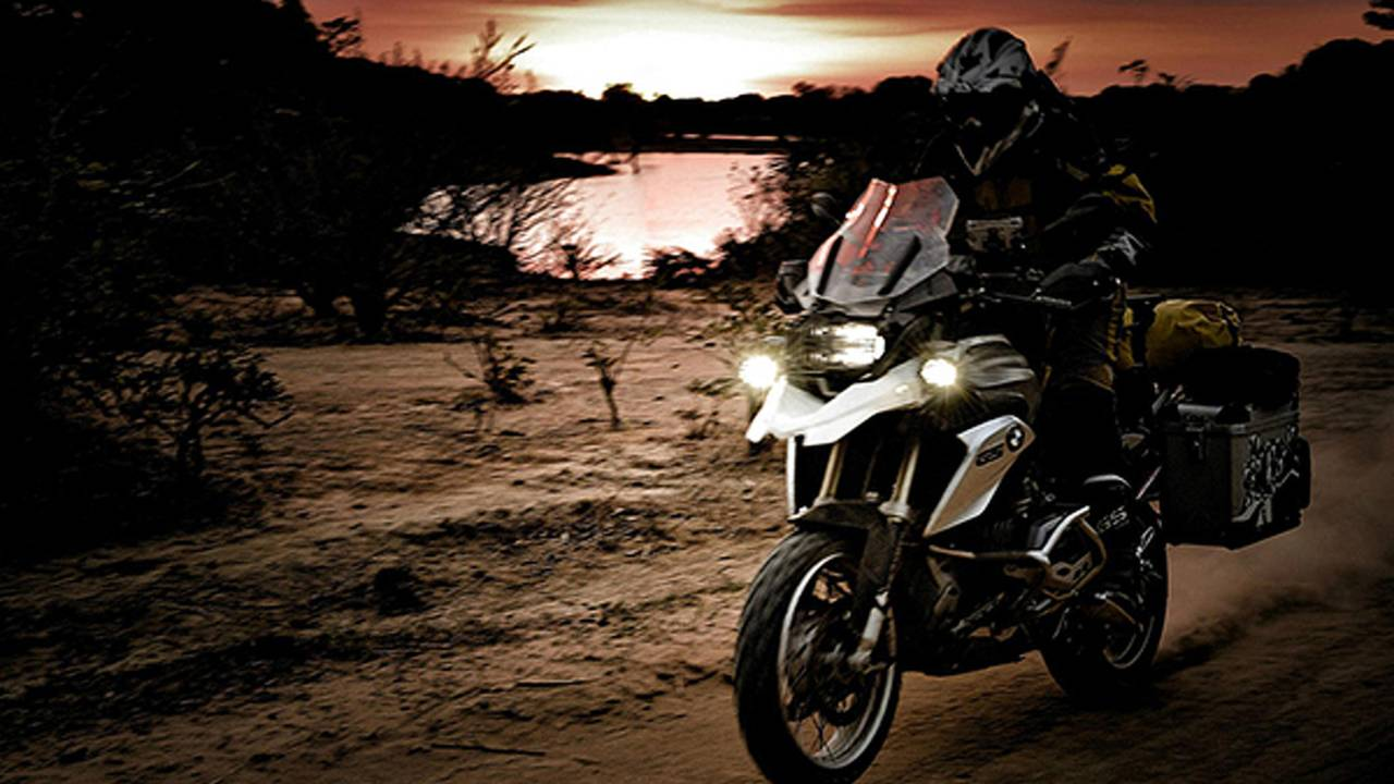 Touratech rides the new GS