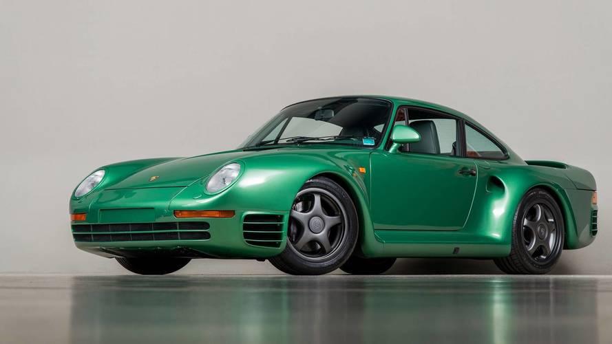 ¿Quieres dejar tu Porsche 959 como nuevo? Prepara 621.000 euros...