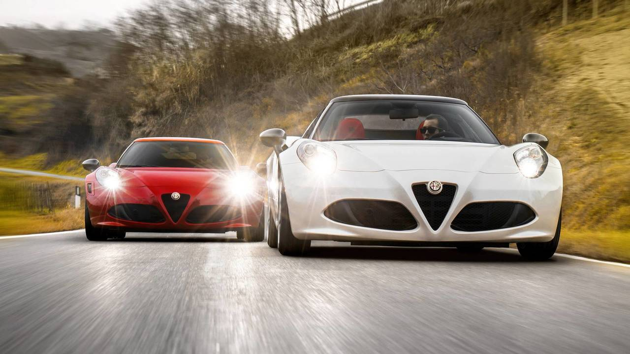 Le retour d'Alfa Romeo aux États-Unis