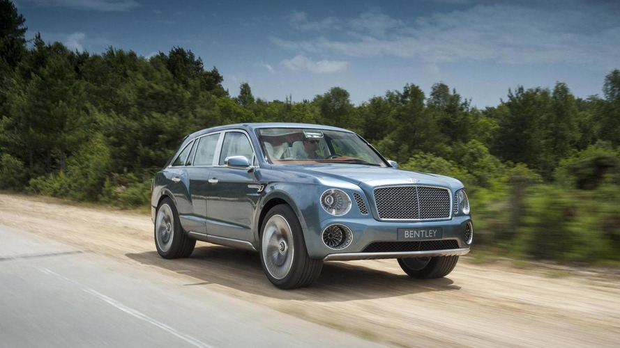 Bentley SUV coming in 2015, will look like the EXP 9 F concept