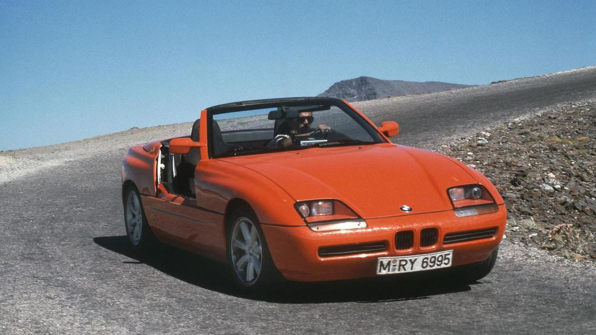 Bmw Celebrates The 25th Anniversary Of The Z1