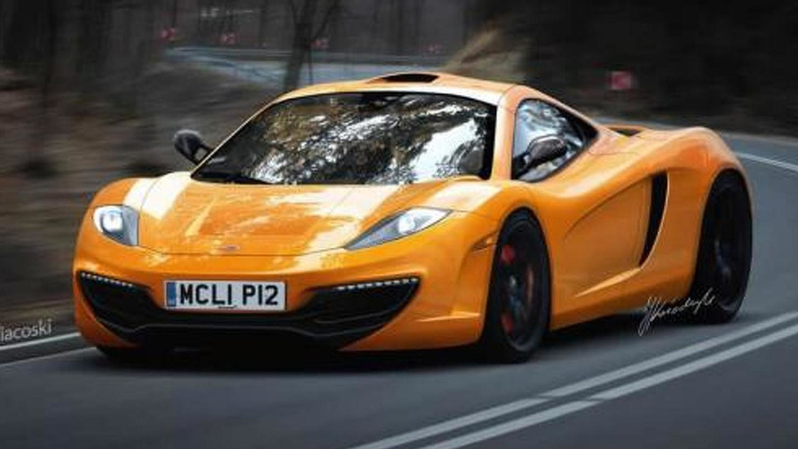 McLaren F1 successor to have 1,000 hp - debut at Pebble Beach - report