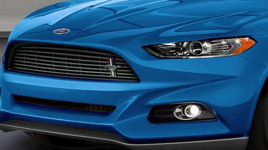 2015 Ford Mustang details surface